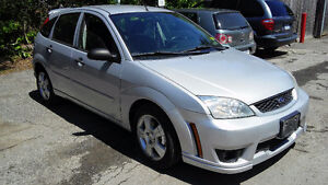 2007 Ford Focus Hatchback with Safety and E-test