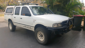 2002 Ford Courier 4x4