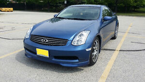 Infiniti G35 coupe - Clean and Rare