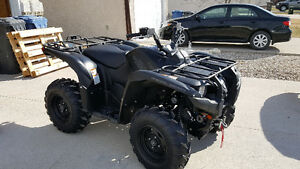 2015 Grizzly SE 723KMS
