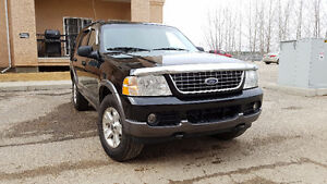 **Low Km 2004 Explorer XLT**