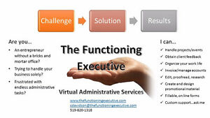 Virtual Assistant Services Kitchener / Waterloo Kitchener Area image 1