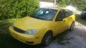2005 Ford Focus SX5 Hatchback