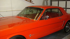 for sale 1965 ford mustang  CERTIFIED