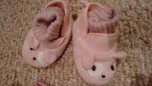 Baby girl slippers/shoes