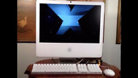 iMac G5 without Keyboard -mouse
