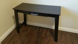 Small desk or table  with drawer (29H x 40W x 18D)