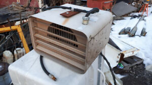 commercial Overhead 600 volt heater