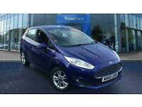 2017 Ford Fiesta 1.0 EcoBoost Zetec Navigation 5dr Powershift With Ford SYNC Sys