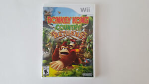 Donkey Kong Country Returns pour Nintendo Wii