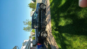 2016 Ford F-150 Ford F150 crew cab noir Camionnette