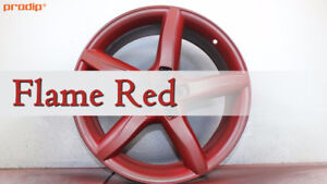 Plastidip Flame Red