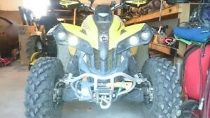 Mint one owner Can-Am Renegade 800HO w tones of extras