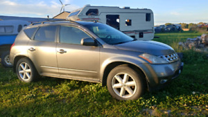 2005 Nissan Murano SE AWD Loaded Leather