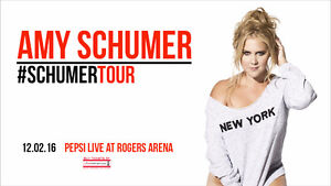 Amy Schumer in Vancouver *SOLD OUT SHOW* - $150