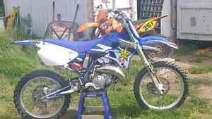 01 Yz 125 Lots of new parts & well taken care of