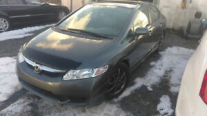 2009 Honda Civic EX-L Sedan * Leather * SunRoof *Automatic