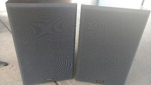 Yamaha speakers 140 watts !!