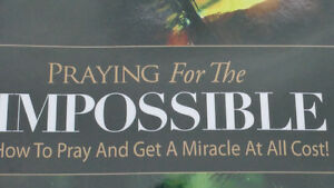 """PROPHET UEBERT ANGEL - """"PRAYING FOR THE IMPOSSIBLE"""""""