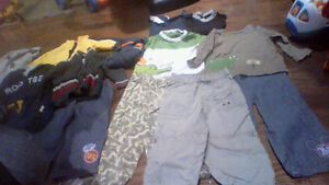 Boys Clothing 12-24 months