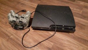 Ps3 with 2 controlers and many games $175 obo