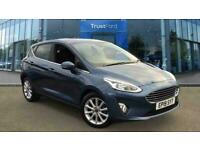 2019 Ford Fiesta TITANIUM *** SATELLITE NAVGATION *** Manual Hatchback Petrol