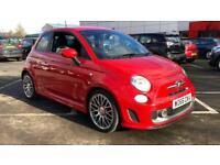 2016 Abarth 595 1.4 T-Jet Turismo 3dr Manual Petrol Hatchback