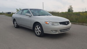 2001 Toyota solara coupe in mint condition