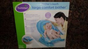 NEW LARGE BABY BATH CHAIR