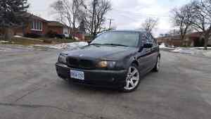 2004 Bmw 325i MANUAL EXCELLENT  COND