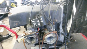 Rotax Fan Cooled 440 Motors