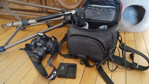 CANON REBEL T3i PACKAGE