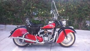 1948 Indian Chief Totally Restored When Purchased In 2007