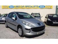 2008 (08) Peugeot 207 1.4 VTi 95 SILVER * IDEAL FIRST CAR * OR FAMILY CAR *