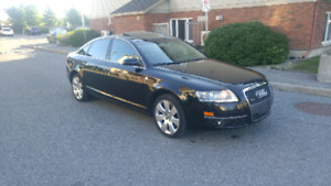 2007 Audi A6 Quattro in mint condition with low km AWD