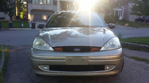 2001 Ford Focus SE Wagon