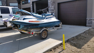 Two jet ski's for sale