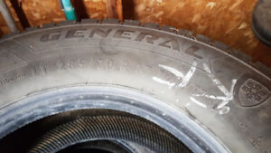 Wanted one  Altimax arctic LT 285/70R17