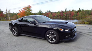 ***2017 FORD MUSTANG COUPE***