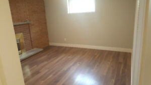 walk out basement unit including utilities