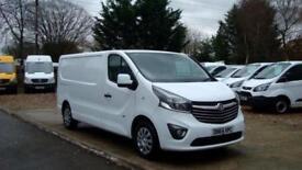 2014 VAUXHALL VIVARO 1.6 CDTI 2900 [115PS] LWB H1 Sportive Van