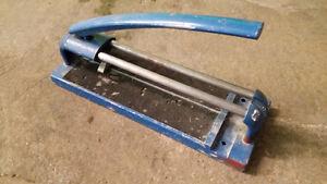 Tile cutter $25 obo