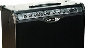 Line 6 Spider 2 Guitar Amplifier