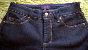 NYDJ Jeans Size 4P  New Made in USA