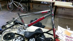 Hoffman Bikes George frame and fork