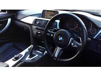 2013 BMW 3 Series 320d xDrive M Sport Step Automatic Diesel Saloon