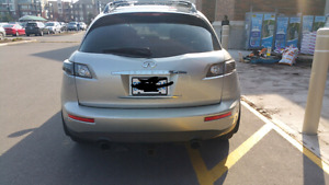 Excellent condition loaded 2005 infiniti fx for sale $8500 OBO