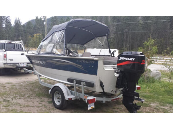 Used 2005 Smoker Craft Inc Stealth