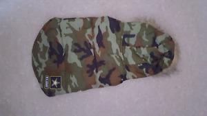 Camouflage / Reverable Dog Vest
