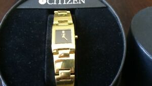CITIZEN womans wrist watch